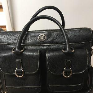 Dooney & Bourke Pebbled Leather Satchel